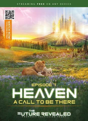 Episode 7 - Heaven - A Call to be There!